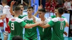 Младите волейболисти се класираха на финал на Европейското първенство