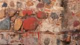 Вандали намазаха с червена боя и яйца храм в центъра на София