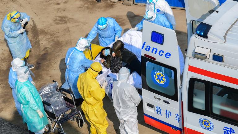 Заразата с коронавируса: 490 починали, 24324 заболели