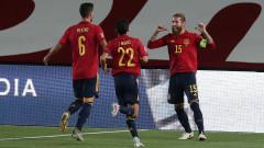 Серхио Рамос: Боли ме, че не мога да защитавам Испания, но трябва да си почина