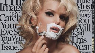 Джесика Симпсън участва в провокативна фотосесия за Esquire