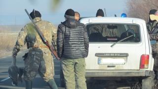 Бракониерски лов и забранени устройства установиха около Бургаските езера