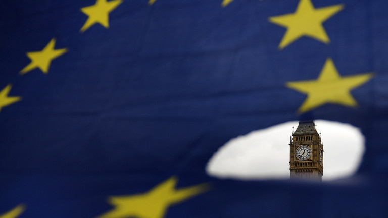 Активи за 1 трилион долара се местят от Великобритания в ЕС заради Брекзит