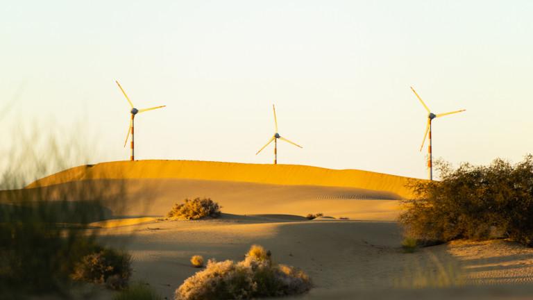 Снимка: Държавата, която изнася най-много петрол в света, ще построи първата си вятърна ферма