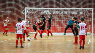 Левски се класира за полуфиналите на турнира в Панагюрище
