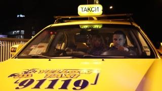 Асен Блатечки стана шофьор на такси