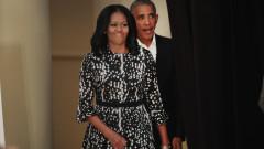 Барак и Мишел Обама са най-уважаваните в света