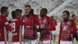 ЦСКА победи Ботев (Пловдив) с 2:1