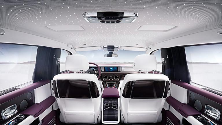 Rolls-Royce Phantom: Новият храм на лукса