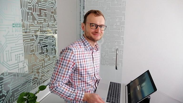 """Мартин Димов е новият мениджър """"Информационна сигурност"""" в """"Мнемоника"""""""