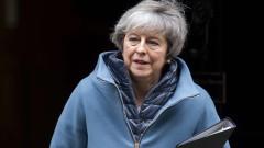 Мей поиска от депутатите да сдържат нервите си и повече време за Брекзит