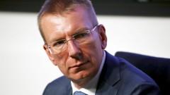 Латвия не признава местния вот на Русия в Крим