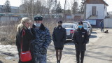 Навални е с отрицателен тест за коронавирус