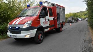 Близо 300 сигнала за пожари за денонощие
