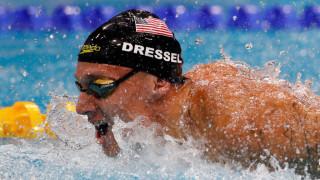 Кейлъб Дресел спечели седем златни медала и изравни рекорд на Майкъл Фелпс