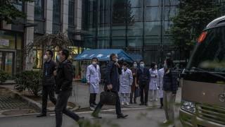 Разследващият екип на СЗО посети болница в Ухан