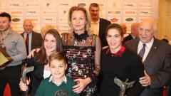 Стефка Костадинова: Тази година беше много добра за българския спорт