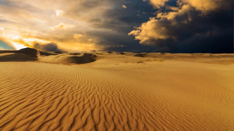 Как прахът от Сахара променя планетата