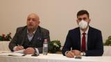 Министър Кралев проведе срещи със спортни клубове от Благоевград, Сандански и Гоце Делчев