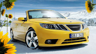 Saab 9-3 Convertible Yellow Edition се завръща