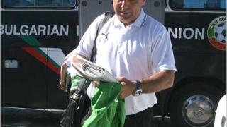 Здравко Лазаров отпадна за турнето в Кипър
