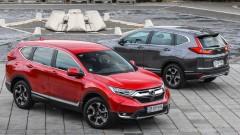 Новата Honda CR-V - ще си върне ли кралят короната?