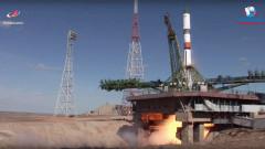 Руска ракета с провизии се насочи към МКС