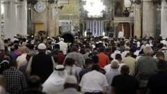 Сблъсъци между полиция и поклонници в Йерусалим