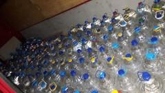 """Откриха над 300 литра контрабанден алкохол в кола на АМ """"Тракия"""""""