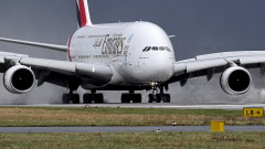 Дубайската Emirates изненада с 300% ръст на печалбата си след най-слабата си финансова година