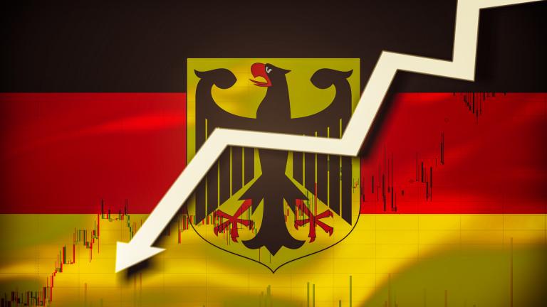 В Германия очакват икономиката да се свие с рекордните 7%