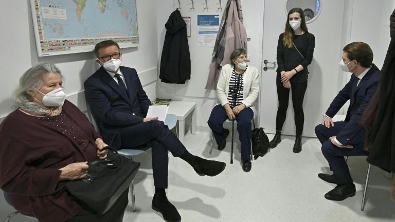 Претоварване и изтощение принуди здравния министър на Австрия да подаде оставка