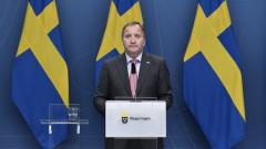 Премиерът на Швеция подаде оставка след вота на недоверие