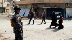 ООН: Бежанците от Мосул вече над 300 000