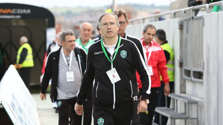 Георги Дерменджиев: Лудогорец има добър шанс да излезе от групите на Лига Европа