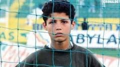 Сбъднатите детски мечти на футболните звезди