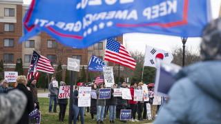 Тръмп отново се обяви за победител в изборите
