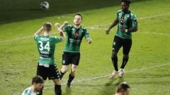 Отборът на Велковски елиминира този на Малинов за Купата на Белгия