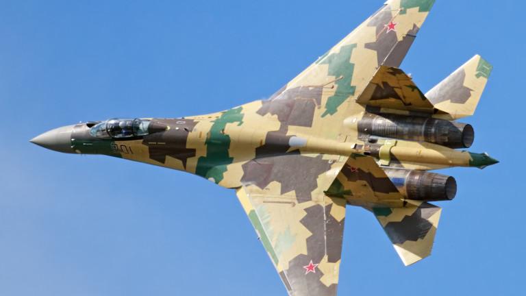 САЩ плашат Египет със санкции заради закупуването на Су-35