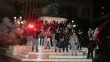 Празненства в Сърбия след боя над Албания