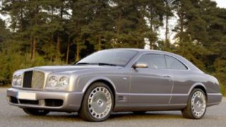 Bentley Brooklands - едно скъпо удоволствие