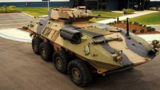 Оръжеен гигант от САЩ ще произвежда бронирани машини в Румъния