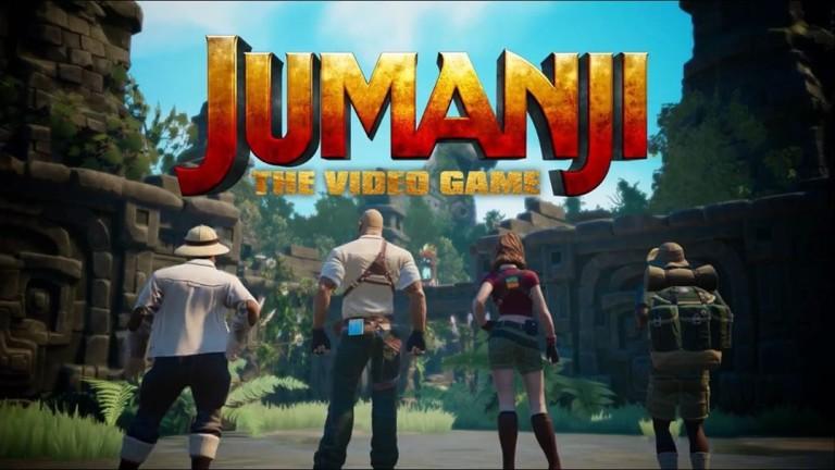 """Филмът """"Джуманджи"""" се превръща в игра"""