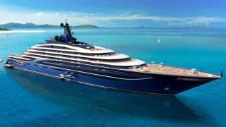 Най-голямата яхта на света, която не е за всеки