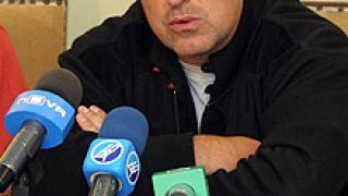 Борисов забрани палатковия лагер на протестиращите