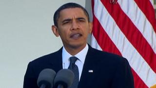 Обама се застъпи за гей браковете в Калифорния