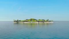Изкуственият остров в Тихия океан със свое правителство, криптовалута и място за 300 семейства