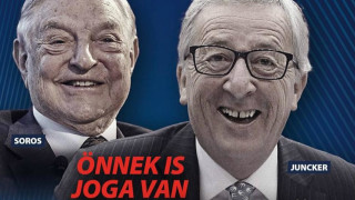 Унгария погна Юнкер и Сорос с нова кампания