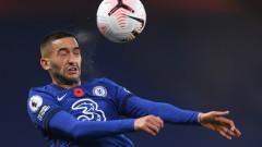 Хаким Зиеш иска да напусне Челси