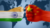 Индия засили оперативната готовност на армията си на границата с Китай